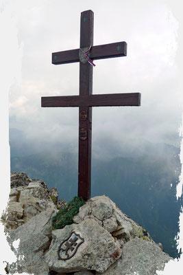 Krivan 2494m - Slowakei