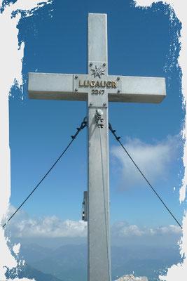 Lugauer SW-Gipfel 2217m