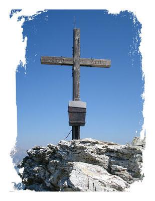Steirische Kalkspitze 2459m