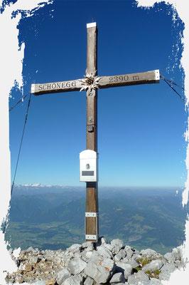 Schönegg 2390m