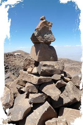 Mt. Süphan 4058m