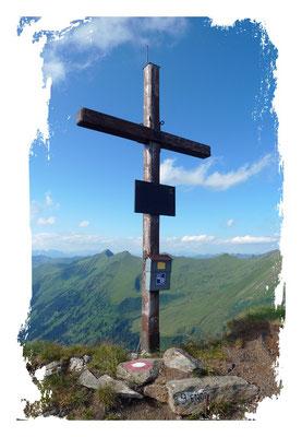 Hornfeldspitze 2277m