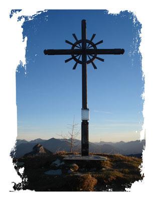 Thorhöhe 1533m