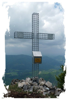 """Großer Spitzberg """"Foaschta Spitz"""" 1396m"""