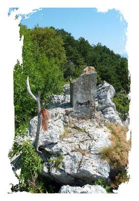 Sipicina 541m, Kroatien