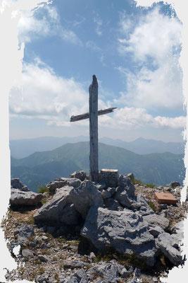 Lugauer NW-Gipfel 2206m