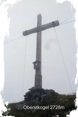 Oberstkogel 2728m