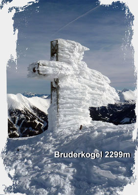 Bruderkogel 2299m