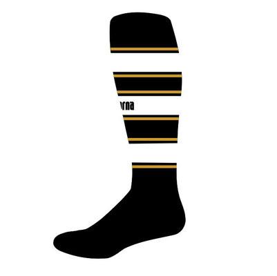 So kannst Du Deine Team Socke designen und bestellen: - YOORNA Teamwear