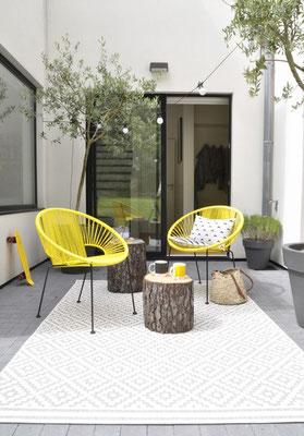 Idées de décoration pour une terrasse