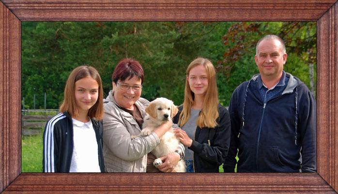 Viko mit Familie