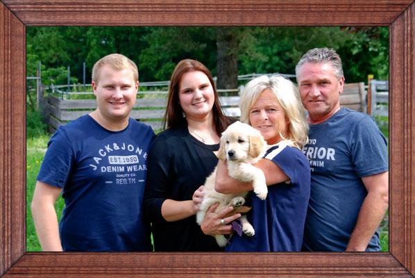 Vaiana mit Familie