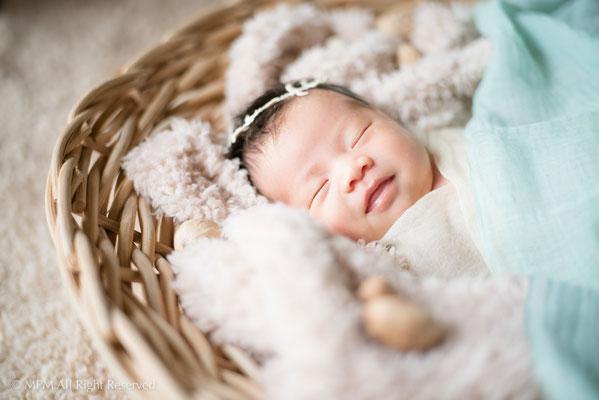 新生児フォト 滋賀