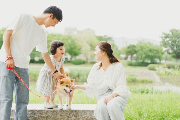 家族写真 京都
