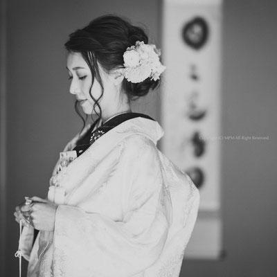 和装 前撮り 京都