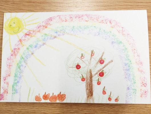 Der Spielkreis Tobias aus Berne hat für uns gemalt