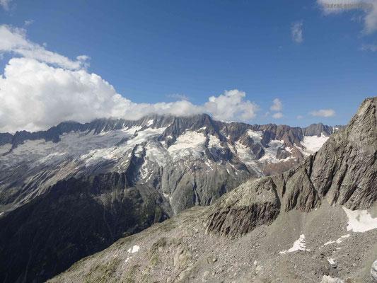 Blick vom Bergseeschijen