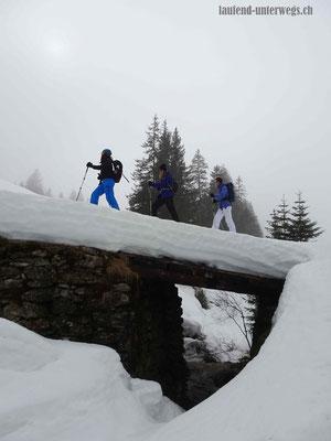 Brücke über Zopfbach