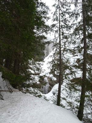 Wasserfall Schwaderloch