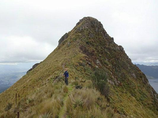 Gipfel Fuya Fuya
