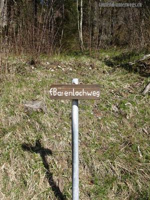 Bärenlochweg