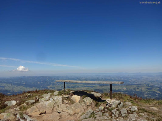 Blick ins Flachland