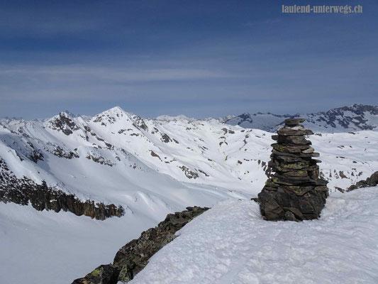 Gipfel Rottällihorn