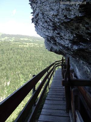 Wanderweg Torrent Neuf