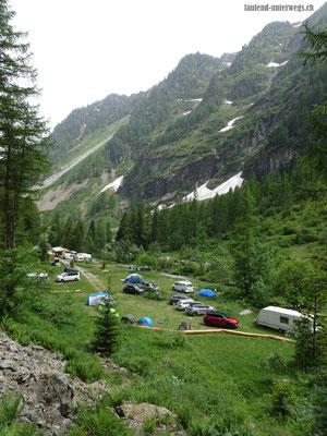 Camping Van d'en Haut