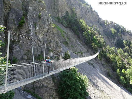 Torrent Neuf - Zweite Hängebrücke