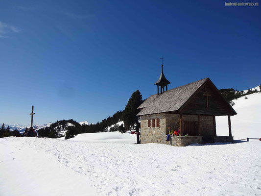 Kapelle beim Sewenseeli