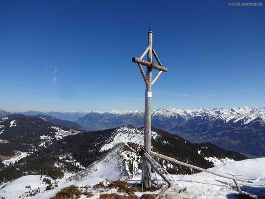 Gipfelkreut Miesenstock