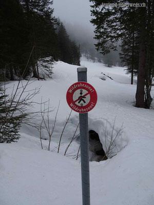 Wildschutzzone