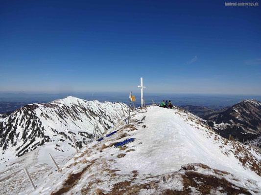Gipfelkreuz Fürstein