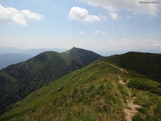 Blick auf Monte Lema