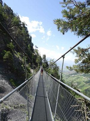 Torrent Neuf - Vierte Hängebrücke