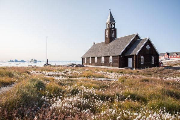 Die Zionskirche aus dem Jahr 1872