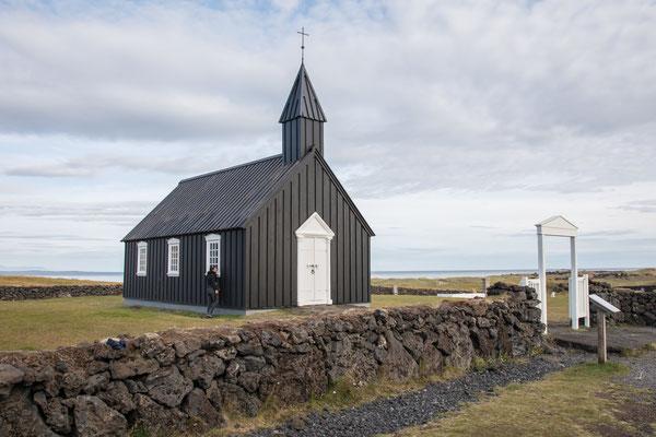 Die Kirche von Budir