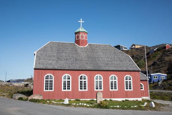 Die Freiserens-Kirche aus dem Jahr 1832