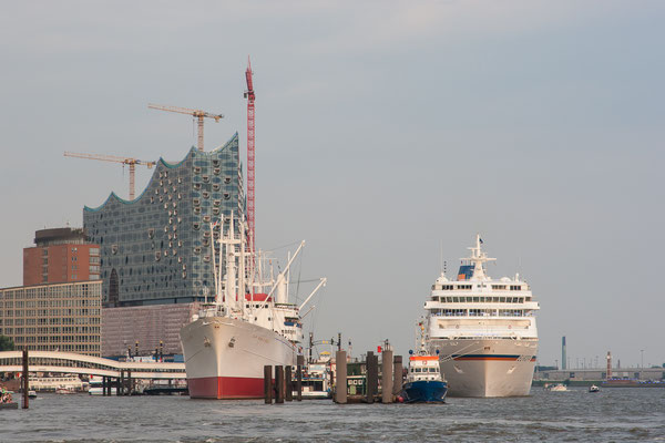 Cruise Days in Hamburg