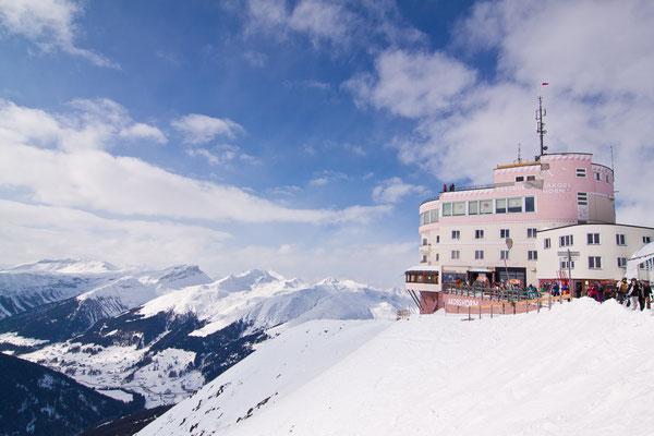Das Jakobshorn - Davos