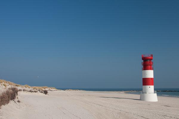 Der Leuchtturm auf der Düne