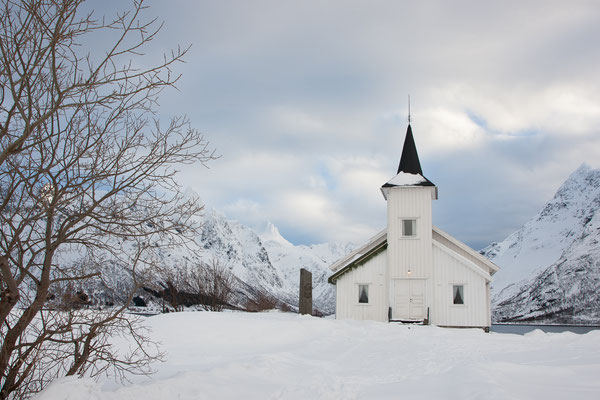 Die Kirche von Sildpollen