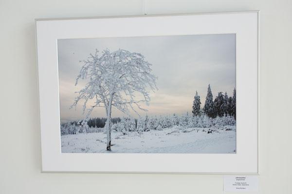 """""""Frostige Aussicht"""" - Kahler Asten, Sauerland"""