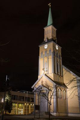 Der Dom von Tromsø
