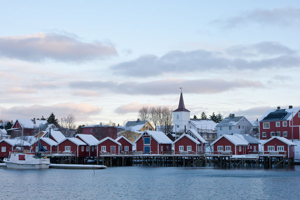 Am Reinefjord