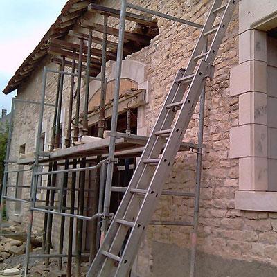 Rénovation - Création d'ouverture