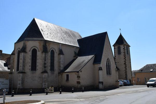 Eglise Saint Ouen et Saint Barthélémy