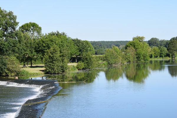 Parcours pêche Le Boulay Sarthe