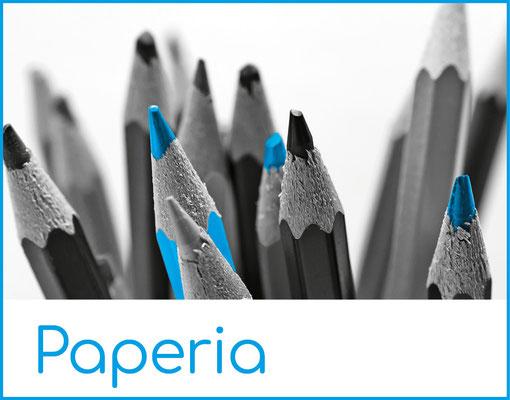 Papeterieartikel von paper by Köhler finden Sie in fast allen Standorten der Apodro Apotheken Drogerien im Zürcheroberland, Ostschweiz und Sankt Gallen. Büromaterial und Schulzubehör, was immer Sie brauchen, vom Couvert über Bleistift, sie finden es.
